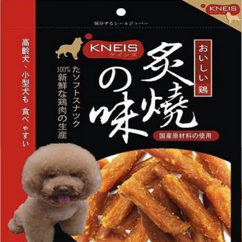 KNEIS凱尼斯炙燒の味 雞腿潔牙短棒 3入裝