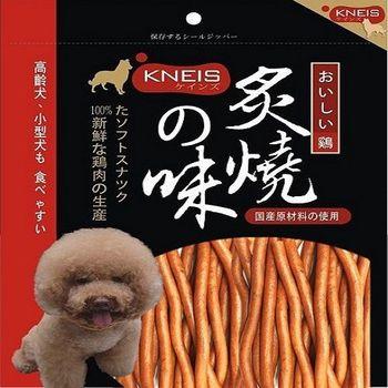 KNEIS凱尼斯炙燒の味 香Q鮮肉條 3入裝
