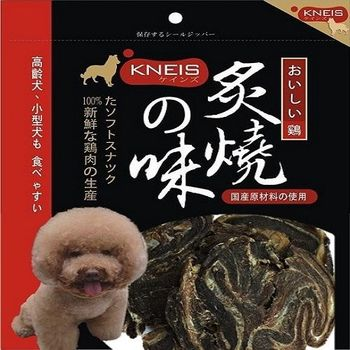 KNEIS凱尼斯炙燒の味 天然鹿肉片 3入裝