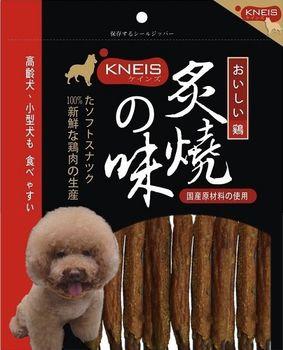 KNEIS凱尼斯炙燒の味 雞腿潔牙長棒 3入裝