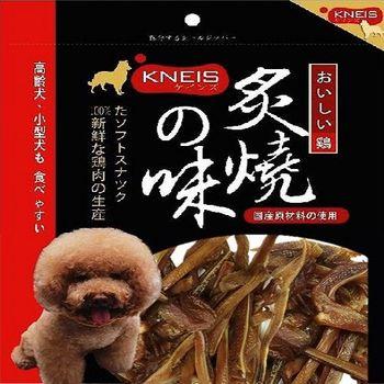 KNEIS凱尼斯炙燒の味 膠原蛋白豬耳朵絲 3入裝