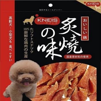 KNEIS凱尼斯炙燒の味 雞肉斜切條 3入裝