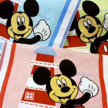 【法式寢飾花季】優雅生活-Disney純棉舒柔海灘巾(燈塔米奇)