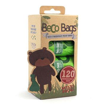 Beco Pet 撿便器環保補充袋-加量包(120入)