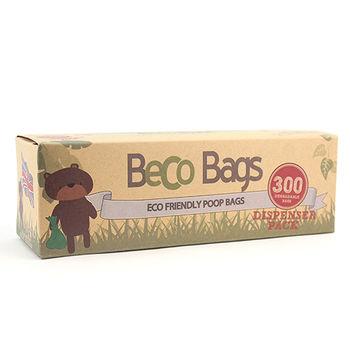 Beco Pet 撿便器環保補充袋-家用包(300入)