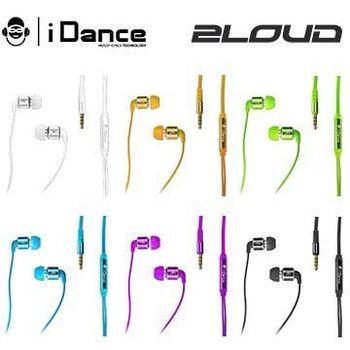 iDANCE 2LOUD高聲系列 入耳式/耳塞式耳機