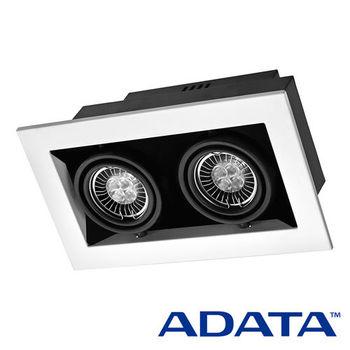【威剛ADATA】 MR16方型雙燈 送MR16黃光2入