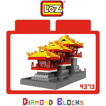LOZ 鑽石積木-9373 【世界主題建築系列】- 大明宮