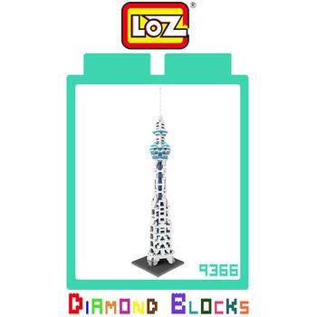 LOZ 鑽石積木-9366 【世界主題建築系列】- 日本天空樹