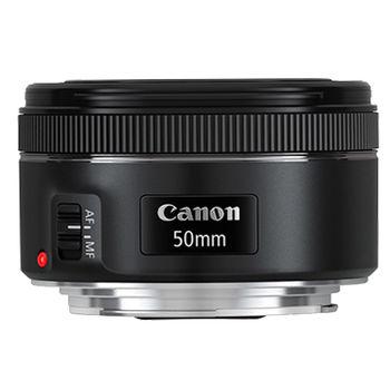 【送百諾UV鏡】Canon EF 50mm f/1.8 STM(公司貨)