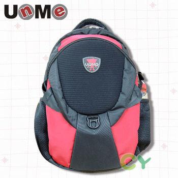 【UnMe】束式後背包/蘋果紅