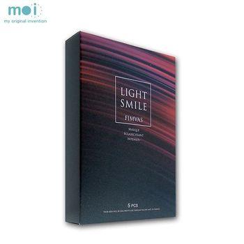 Light Smile 嫩白紅石面膜(5片/盒)