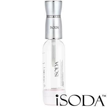 美國iSODA 氣泡水機MINI系列 - 銀色