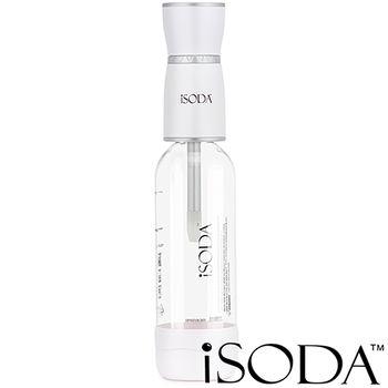 美國iSODA 氣泡水機MINI系列 - 白色