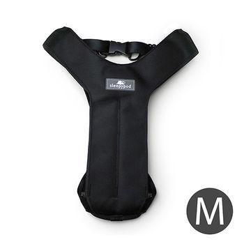 Sleepypod 寵物旅者安全胸背帶-黑M