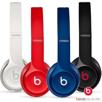 Beats Solo2 Wireless 無線藍牙頭戴耳罩式耳機