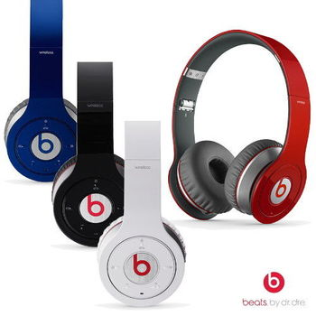 Beats Wireless Beats by Dr.Dre 藍芽無線耳罩式耳機