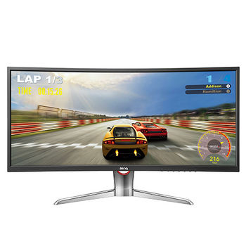 BenQ XR3501 35吋 曲面電競螢幕