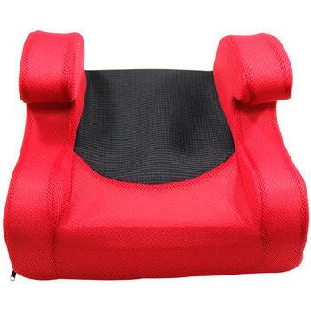 omax超輕超大兒童用增高座墊 (紅色 )+兒童安全帶輔助調整固定扣