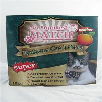 MATCH 精油香水盒裝貓砂(10kg)