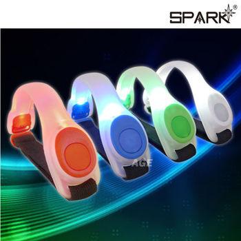 SPARK 超炫光LED光環臂帶 / 跑步 / 登山 / 露營_BL-2500