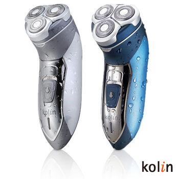 歌林 3D立體水洗電動刮鬍刀_KSH-R300W