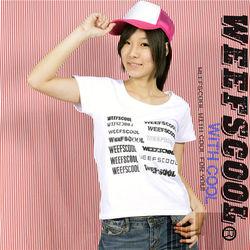 MIT 基本款潮流文字T WEEFSCOOL大集東森購物網站商城合2 (女)