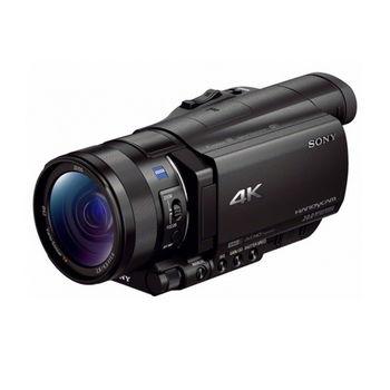【64G+副電組】SONY FDR-AX100 4K高畫質攝影機*(平輸繁中)