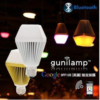 Gunilamp L011-8801 天燈造型LED藍牙控制七彩智能情境燈泡