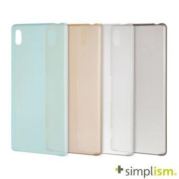 Simplism 0.6mm超薄型保護殼組 SONY Xperia Z3+適用