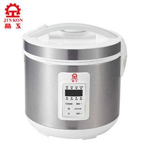 【晶工牌】智慧型多功能10人份厚釜電子鍋 JK-3880