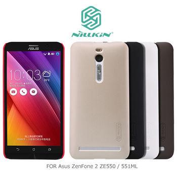 NILLKIN Asus ZenFone 2 ZE550 / 551ML 5.5吋 超級護盾硬質保護殼