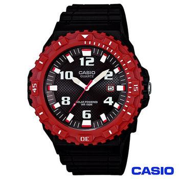 CASIO卡西歐 太陽能魅力潛水風格運動腕錶 MRW-S300H-4B
