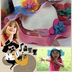 卡哇伊~日系東森購物網商城遮陽抗夏兒童帽超值2入組