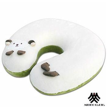 【M.B.H】卡哇依羊U型記憶枕/頸枕