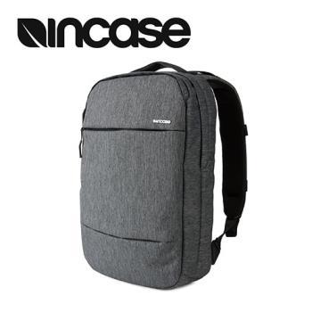 【INCASE】City 系列 City Compact Backpack 15吋 城市輕巧筆電後背包 (麻灰)