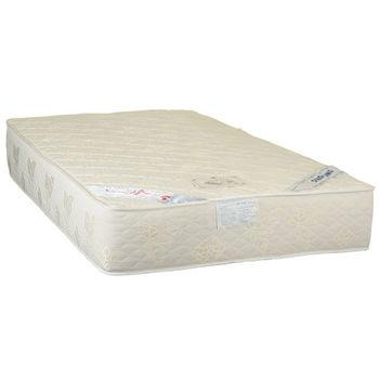 笙峰 豪華六環軟式獨立筒床墊-單人