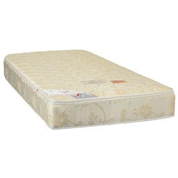 笙峰 羊毛竹炭獨立筒床墊-單人