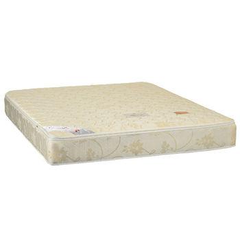 笙峰 羊毛竹炭獨立筒床墊-雙人加大