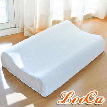 LooCa 舒鼾工學型乳膠枕1入