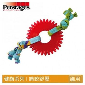 Petstages715 貓咪健齒輪  1入裝