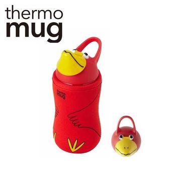 日本品牌 thermo mug 兒童/子供用動物水壺 - 雞