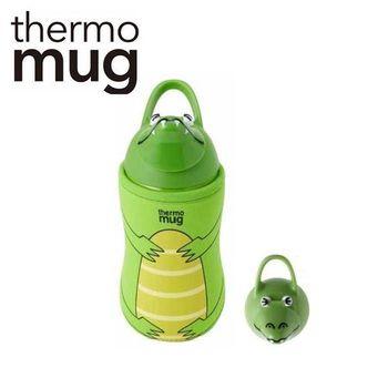 日本品牌 thermo mug 兒童/子供用動物水壺 - 鱷魚