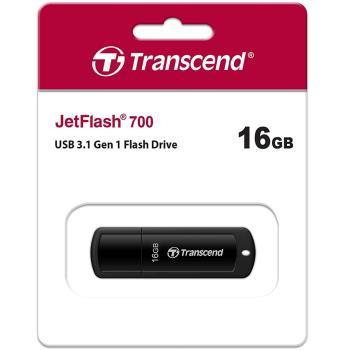 Transcend 創見 16GB JetFlash700 JF700 USB3.0 隨身碟