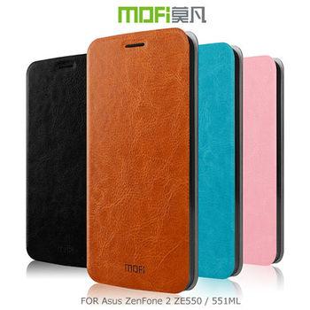 MOFI 莫凡 Asus ZenFone 2 ZE550 / 551ML 睿系列側翻皮套