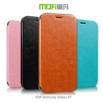 MOFI 莫凡 Samsung Galaxy E7 睿系列側翻皮套