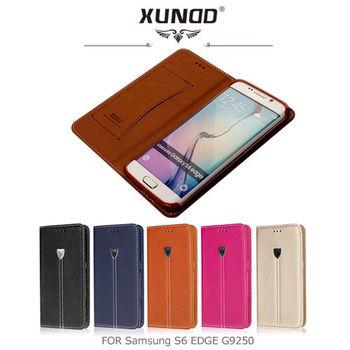 XUNDD 訊迪 Samsung S6 edge G9250 貴族系列可立皮套