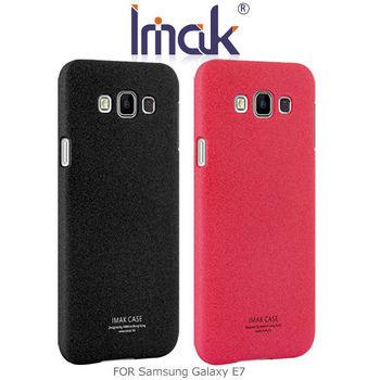 IMAK Samsung Galaxy E7 牛仔超薄保護殼