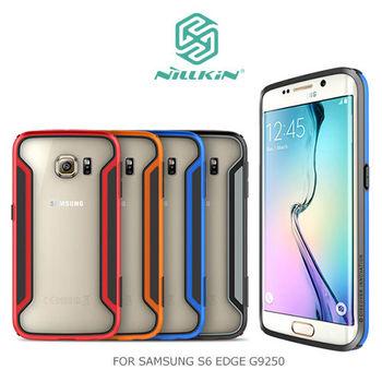 NILLKIN SAMSUNG S6 edge G9250 護甲雙料邊框