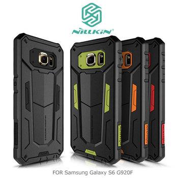 NILLKIN Samsung Galaxy S6 G920F 悍將II保護套